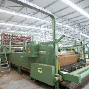 Máquina Produção De Biomantas