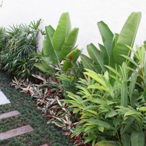 Jardim Exteno De Canto